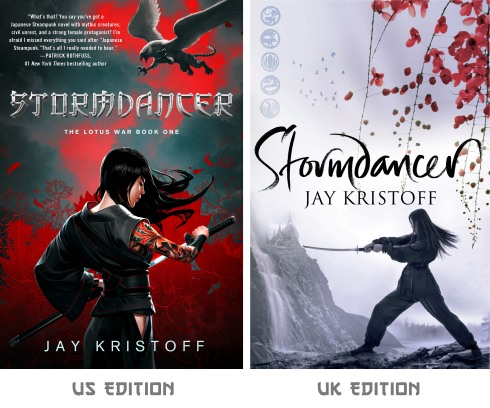 US & UK Covers