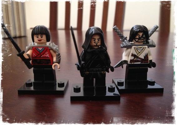 The Kage - Kaori, Daichi and Maro
