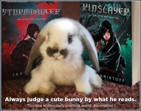 Bunny knows his stuff