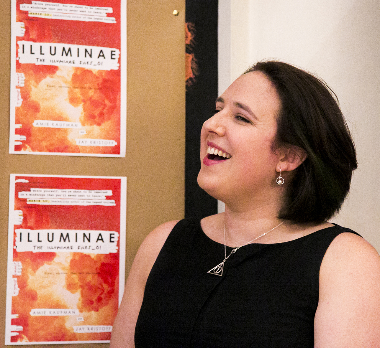 2015-10-23 Illuminae Launch-19