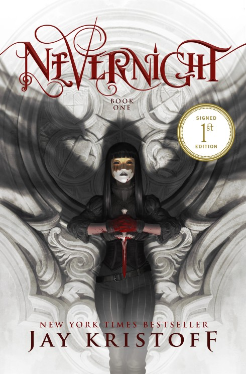 Nevernight - Front