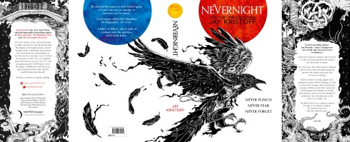 Nevernight Royal HB layout